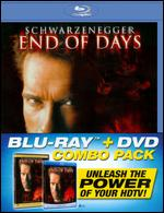End of Days [2 Discs] [Blu-ray/DVD] - Peter Hyams