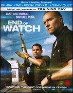 End of Watch [Blu-ray/DVD] [UltraViolet] - David Ayer