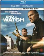 End of Watch [Includes Digital Copy] [UltraViolet] [Blu-ray] - David Ayer