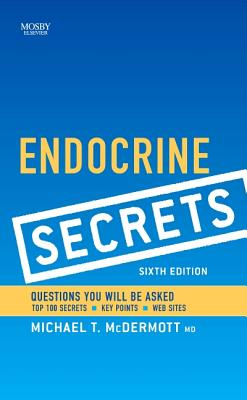 Endocrine Secrets - McDermott, Michael T