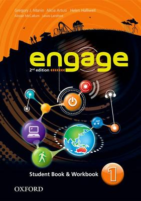 Engage: Level 1: Student Book and Workbook with MultiROM -