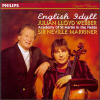 English Idylls - John Birch (organ); John Lenehan (piano); Julian Lloyd Webber (cello); Academy of St. Martin-in-the-Fields;...