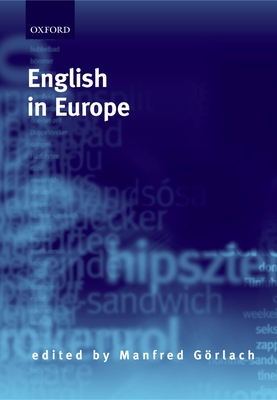 English in Europe - Gorlach, Manfred (Editor)