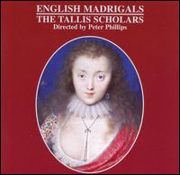 English Madrigals - The Tallis Scholars
