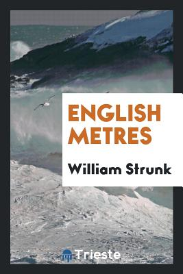 English Metres - Strunk, William