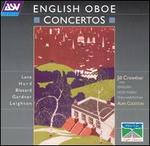 English Oboe Concertos - Jill Crowther (oboe); English Northern Philharmonia; Alan Cuckston (conductor)