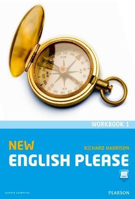 English Please WB 1: English Please SB 1 - Harrison, Richard