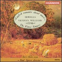 English Romantic Choral Music - Belinda Yates (soprano); Finzi Singers; Harry Bicket (organ); John Bernays (baritone); John Bowen (tenor);...