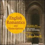 English Romantics and Transcriptions