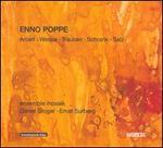 Enno Poppe: Arbeit; Wespe; Trauben; Schrank & Salz