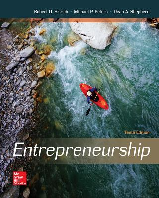 Entrepreneurship - Hisrich, Robert D, Ph.D.