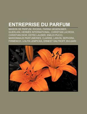 Du Ber Entreprise Gegen De ParfumMaison ParfumRhodiaFarina eQCBorxWd