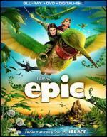 Epic [2 Discs] [Includes Digital Copy] [UltraViolet] [Blu-ray/DVD]