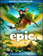 Epic: With Movie Money [2 Discs] [Includes Digital Copy] [UltraViolet] [Blu-ray/DVD]