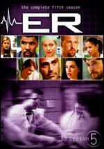 ER: The Complete Fifth Season [6 Discs] -