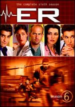ER: The Complete Sixth Season [6 Discs] -