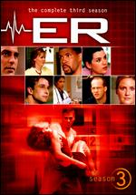 ER: The Complete Third Season [6 Discs] -