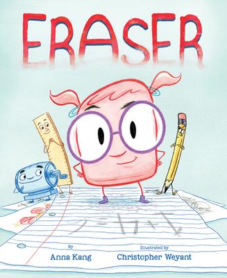 Eraser - Kang, Anna
