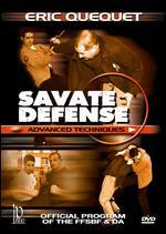 Eric Quequet: Savate Defense - Advanced Techniques
