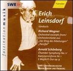 Erich Leinsdorf Conducts Wagner & Schoenberg