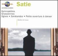 Erik Satie: Piano Works - Reinbert de Leeuw (piano)
