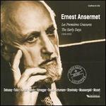 Ernest Ansermet: The Early Days (1916-1955)