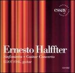 Ernesto Halffter: Sinfonietta; Guitar Concerto