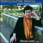 Ernesto Halffter: Sonatina; L'Espagnolade; Serenade a Dulcinee; Hommages