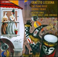 Ernesto Lecuona: The Piano Music; Selected Songs - Alan Silverman (percussion); Alexandra Montano (alto); Andrew Sterman (clarinet); Bruce Engel (trumpet);...