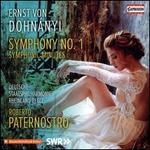 Ernst von Dohnányi: Symphony No. 1; Symphonic Minutes