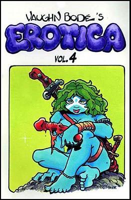 Erotica Vol. 4 - Bode, Vaughn