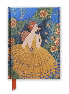 Erte: Winter Flowers (Foiled Journal) - Erte