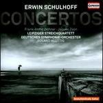 Erwin Schulhoff: Concertos