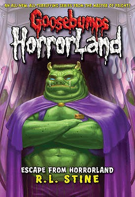 Escape From HorrorLand - Stine, R. L.