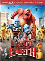 Escape from Planet Earth [3D] [Blu-ray/DVD]