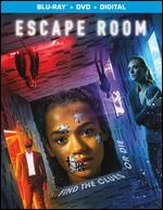 Escape Room [Includes Digital Copy] [Blu-ray/DVD]
