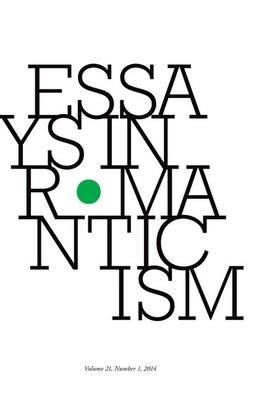 Essays in Romanticism, Volume 21.2 2014 - Vardy, Alan (Editor)