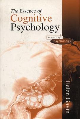 Essence Cognitive Psychology - Gavin, Helen, Dr.