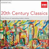 Essential 20th Century Classics - Artemis Quartett; Barbara Hendricks (soprano); Barry McDaniel (tenor); Cécile Ousset (piano);...