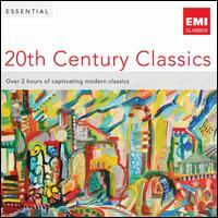 Essential 20th Century Classics - Artemis Quartett; Barbara Hendricks (soprano); Barry McDaniel (tenor); C�cile Ousset (piano);...
