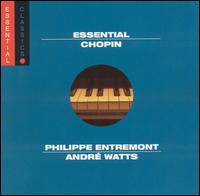 Essential Chopin - André Watts (piano); Fou Ts'ong (piano); Gary Graffman (piano); Leonard Rose (cello); Nelson Freire (piano);...