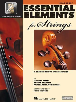 Essential Elements 2000 for Strings, Book 1: A Comprehensive String Method - Gillespie, Robert