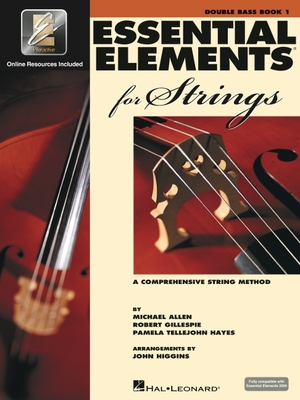 Essential Elements 2000 for Strings Plus DVD: String Bass - David, M. Brewster, and Hal Leonard Publishing Corporation (Creator)