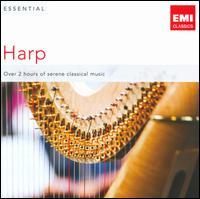 Essential Harp - Ann Griffiths (harp); Annie Challan (harp); David Shifrin (clarinet); Ensemble Instrumental Sinfonia;...
