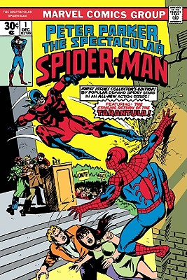 Essential Peter Parker, the Spectacular Spider-Man - Volume 1 - Conway, Gerry (Text by), and Goodwin, Archie (Text by), and Shooter, Jim (Text by)