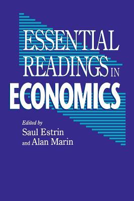 Essential Readings in Economics - Estrin, Saul (Editor), and Marin, Alan (Editor)
