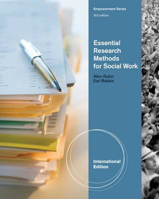Essential Research Methods for Social Work - Rubin, Allen, and Babbie, Earl