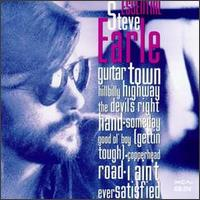 Essential Steve Earle - Steve Earle