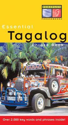 Essential Tagalog Phrase Book - Perdon, Renato