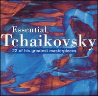 Essential Tchaikovsky - Akiko Suwanai (violin); Arthur Grumiaux (violin); Dmitri Hvorostovsky (baritone); Gabrieli String Quartet;...